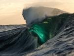 fantastic green wave