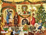 Victorian Christmas F1