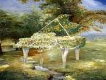 piano,tree,green,music,