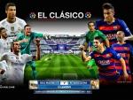 REAL MADRID - FC BARCELONA EL CLASICO 2015