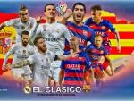 EL CLASICO 2015 WALLPAPER