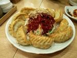 Korean mandu