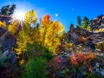 Sierra Nevada, Lassen County, California