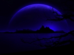 Planet at Night