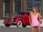 1937 Model J5 Studebaker Pickup and Model