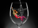A Glass of Mermaid