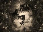 'Mystical spirit wolves'.....