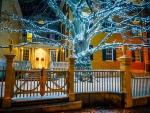 Portland, Maine, In Winter
