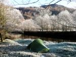 Winter Camp In Borrowdale