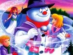 Snowman by Disney