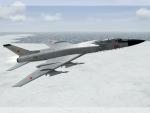 Tupolev Tu-128 'Fiddler' Artwork