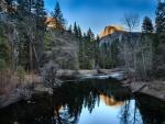 Sunset at Yosemite F