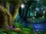 Habitantes del bosque