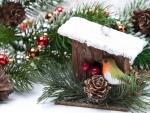 Christmas with Bird