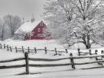 New Hampshire in Winter