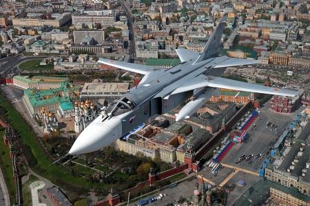 Sukhoi Su-24 (Russian Air Force) - Military & Aircraft