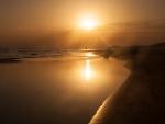golden beach on cyprus