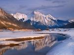 Maligne Lake Road, Canadian Rockies