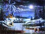 Wolf Moon Cabin