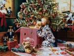 Christmas Morning F