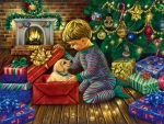 Golden Christmas F