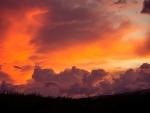 tangerine sky