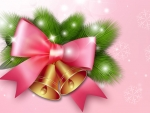 Ring in a Pink Christmas
