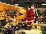 Pilot Santa