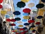 city of umbrellas