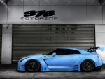 Nissan GTR LB Performance