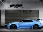 Nissan GTR LB Performance