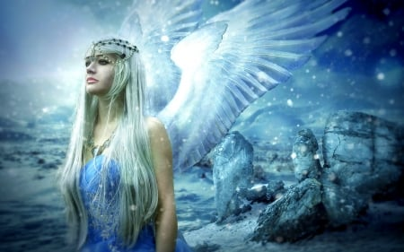 fantasy angel of love