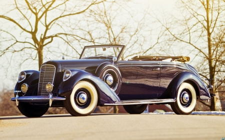lincoln model k - convertible, lincoln, model, vintage