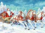 Santa's Horses