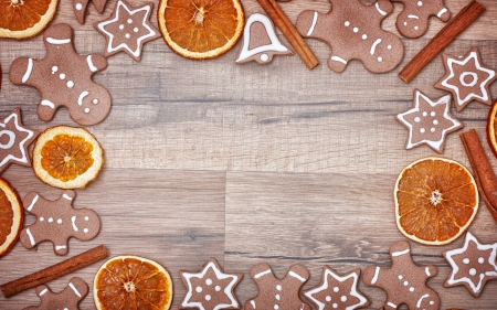 Christmas Cookies Wallpaper.Christmas Cookies Other Abstract Background Wallpapers