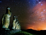 Easter Island Monuments