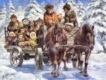 Teddybear's Christmas