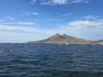 View from Playa de la Isleta del Moro