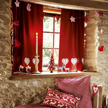 Christmas Time - Christmas, Red, Decoration, Winter