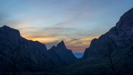 Big Bend, Tx - texas, cool, mountains, nature, sunset, fun