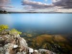 Quiet Blue Lake