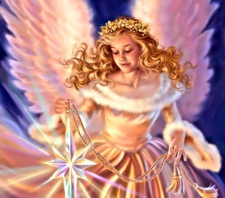 Wonderful Angel - Paintings and Pencils Wallpapers and Images - Desktop Nexus Groups