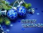 Shine of Blue Holiday
