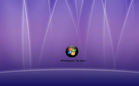 Wallpaper 79 - Windows 7 - purple, microsoft, seven, 7, vista, windows 7, ball, windows