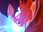Goku's kaioken Kamehameha