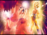 Goku Epic Wall Razor Syle