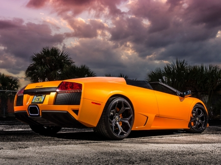Lamborghini Murcielago Lp640 Roadster Lamborghini Cars