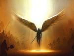 Heavenly warrior