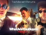 WhatAreYouBuyen Movie Poster