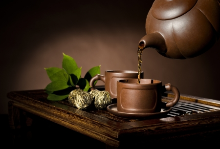 Tea Time - photo, drinks, herbs, drink, east, tea